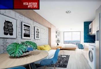 Bauhaus 4-23, Apartamentos nuevos en venta en Las Nieves con 1 hab.