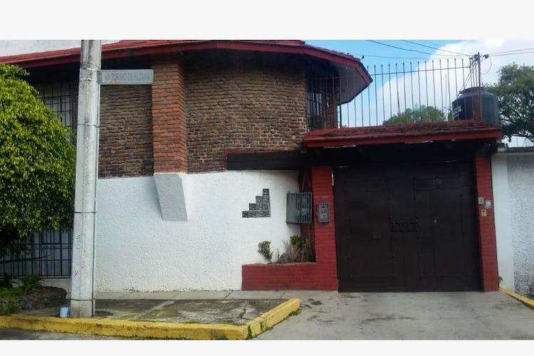 Portada Casa en venta en Toribio Alcaraz #70, alcaldía Tlalpan