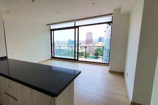 Departamento en venta en Insurgentes Mixcoac, 109mt con balcon