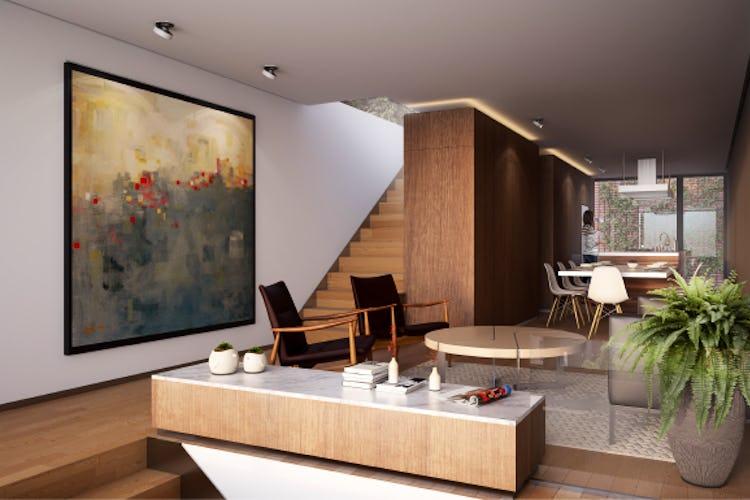 Foto 1 de Vicente Suárez 113 casas en venta en la Condesa
