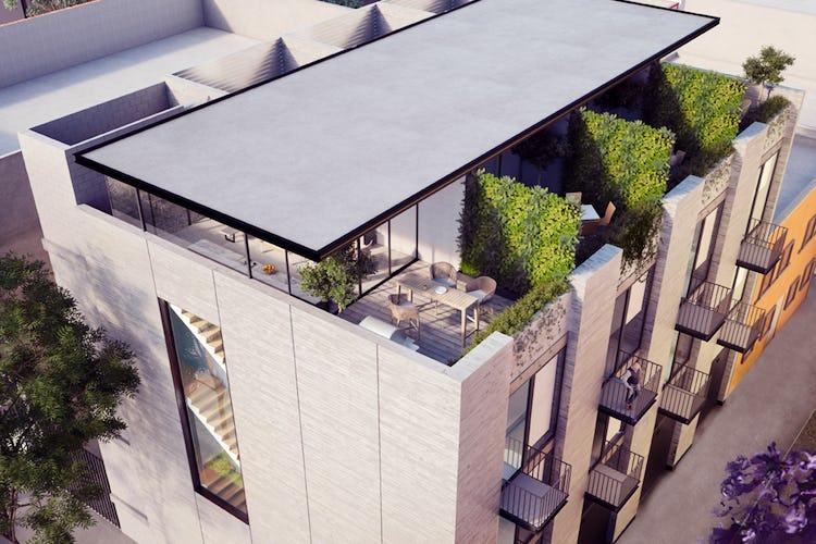 Foto 2 de Vicente Suárez 113 casas en venta en la Condesa
