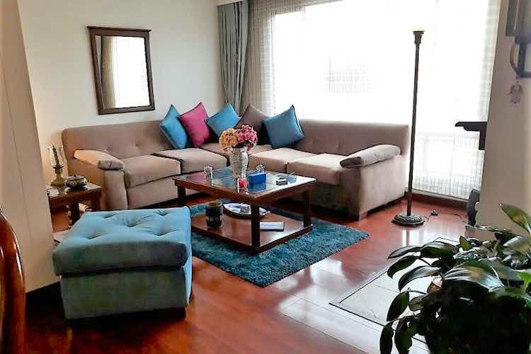 Portada Apartamento en venta en Santa Helena, 98mt con chimenea