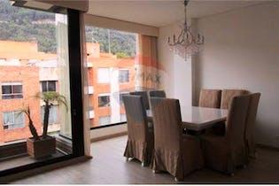 Apartamento en venta en Chicó Reservado de cuatro habitaciones