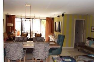 Apartamento en venta en Santa Bárbara Central de tres habitaciones