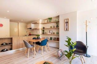 Apartamento en venta en Bosque Calderón de dos habitaciones