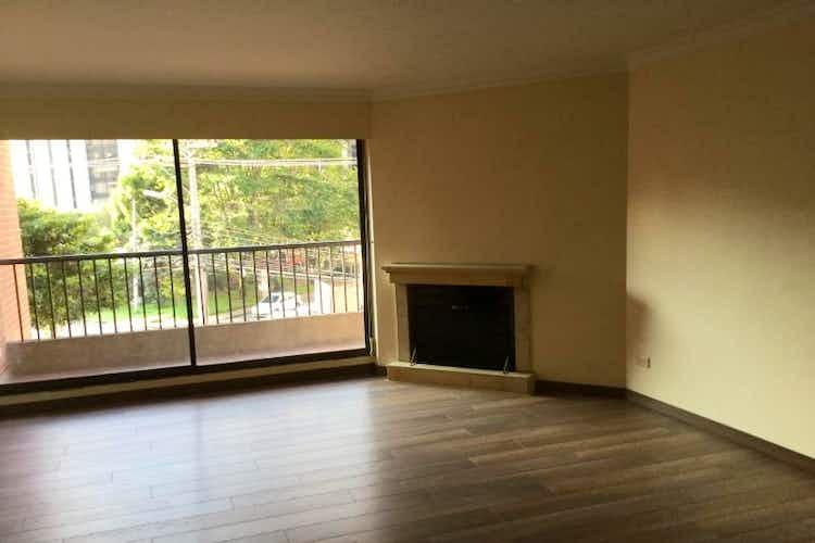 Portada Apartamento en venta en  Bogota La Carolina-Usaquén 3 habitaciones