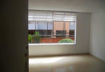 Apartamento en venta en Barrio Usaquén de 49m² con Jardín...