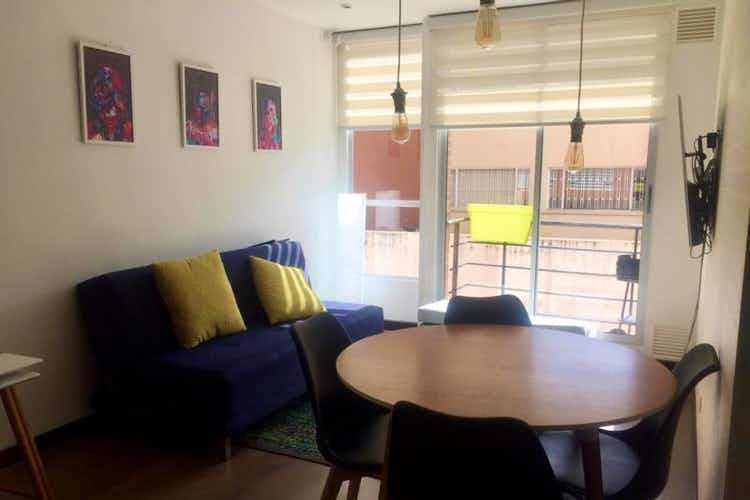 Portada Apartamento En venta En Santa Paula, de 77mtrs2 con balcón