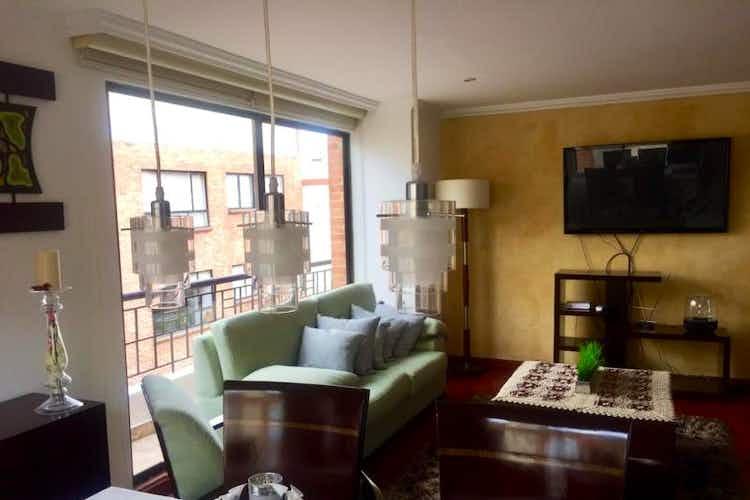 Portada Apartamento en venta en Caobos Salazar, de 133mtrs2 Penthouse