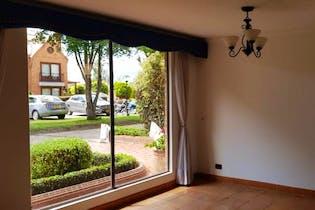 Casa en venta en Chia Condominio Los Arboles 2 habitaciones