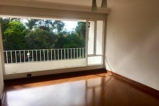 Apartamento en venta en Bogota El Refugio-Chapinero 3 habitaciones