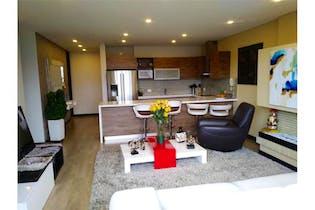 Apartamento en venta en La Cabrera de 3 alcoba
