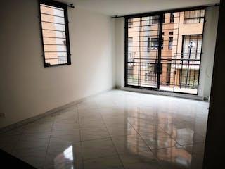 Una habitación que tiene una ventana en ella en Apartamento en venta en Casco Urbano Mosquera, de 51,90mtrs2