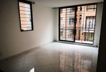 Apartamento en venta en Casco Urbano Mosquera, de 51,90mtrs2