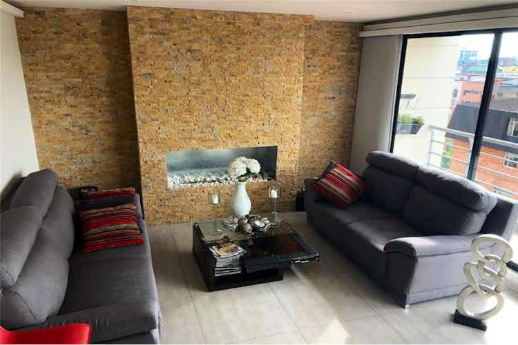 Portada Apartamento en venta en Caobos Salazar, de 95,76mtrs2