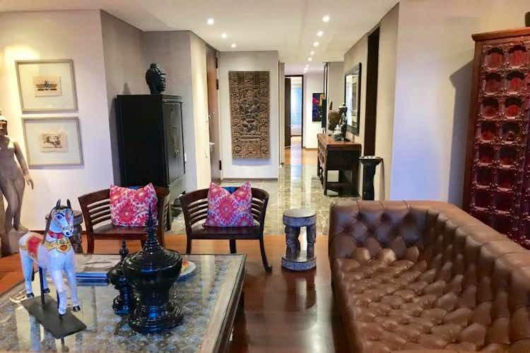 Portada Apartamento en venta en Bogota Chico Reservado 3 Habitaciones