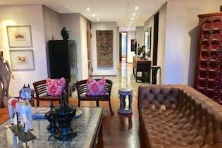 Apartamento en venta en Bogota Chico Reservado 3 Habitaciones
