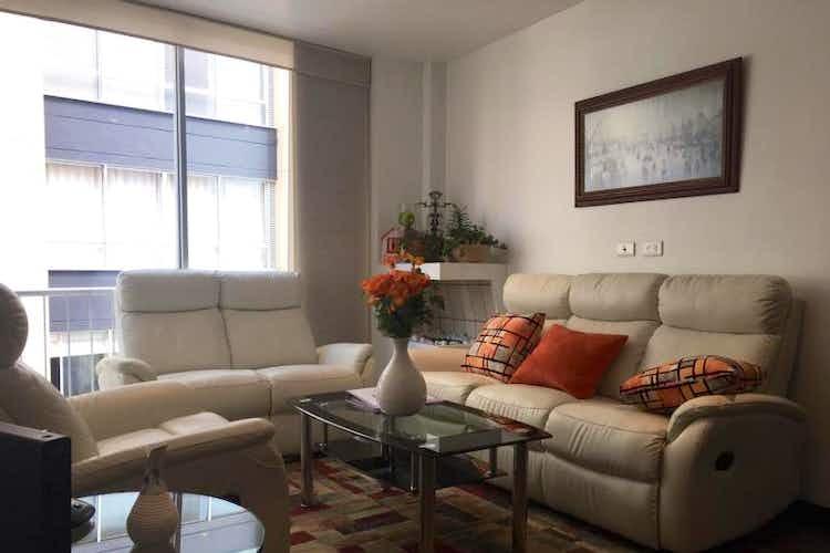 Portada Apartamento en venta en  Bogota Santa Barbara Oriental-Usaquén 2 habitaciones