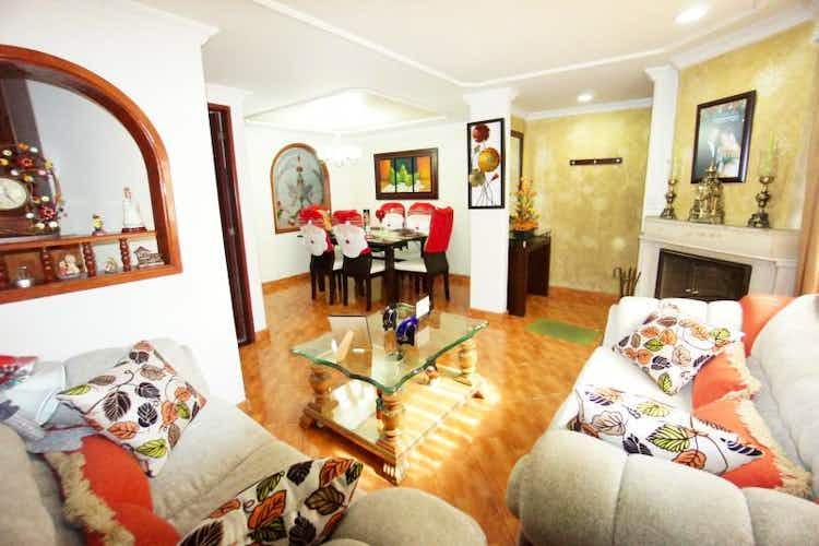 Portada Casa en venta en  Bogota La Colina Campestre 3 habitaciones
