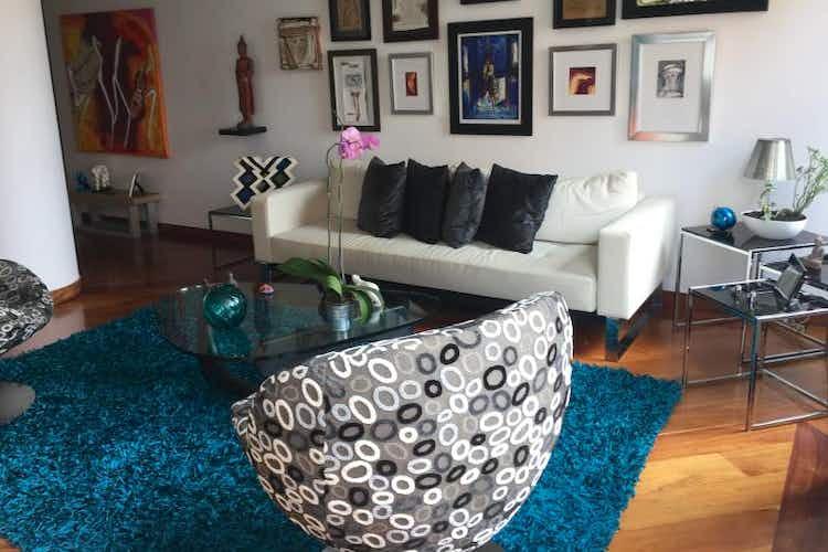 Portada Apartamento en venta en  Bogota Los Rosales 3 habitaciones