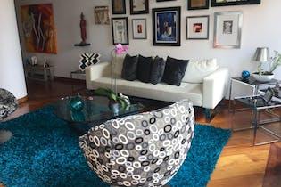 Apartamento en venta en Bogota Los Rosales 3 habitaciones