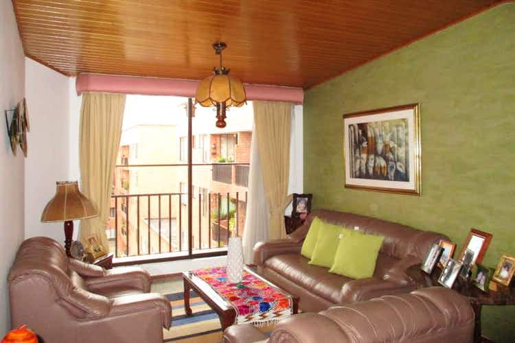 Portada Apartamento En Venta En Suba Lombardía, de 77mtrs2