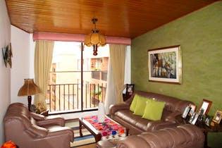 Apartamento en venta en Suba Lombardía de 77m² con Minigolf...