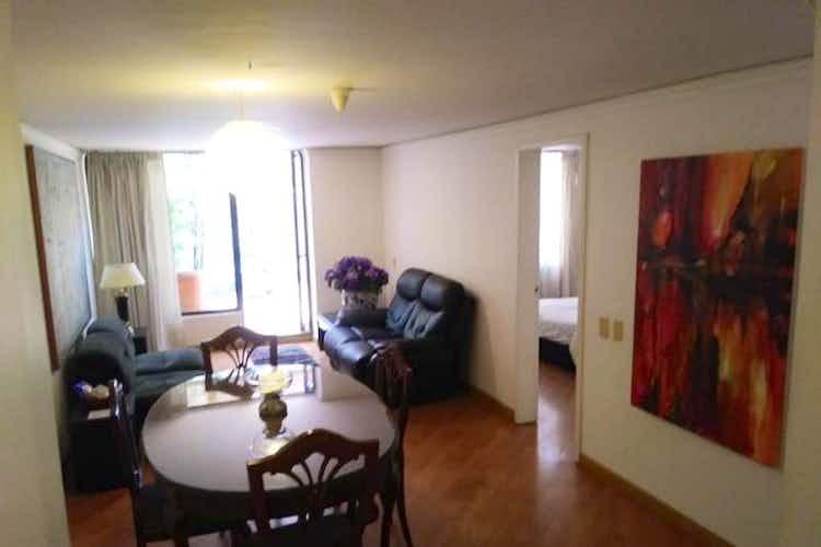 Portada Apartamento en venta  en Bogota Chico Norte 1 habitacion