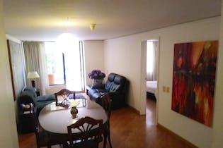 Apartamento en venta en Rincón Del Chicó de 1 hab.