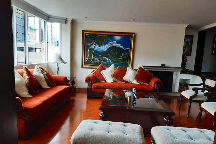 Portada Apartamento en venta en  Bogota El Retiro 4 habitaciones