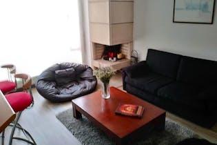 Apartamento en venta en Bogota Santa Barbara Occidental-Usaquén 1 habitacion