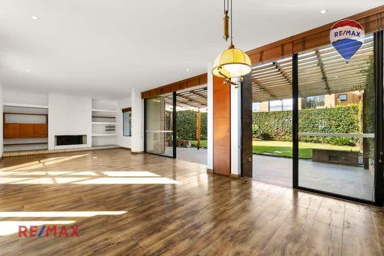Portada Casa en venta en  Chia Hacienda Fontanar 3 habitaciones