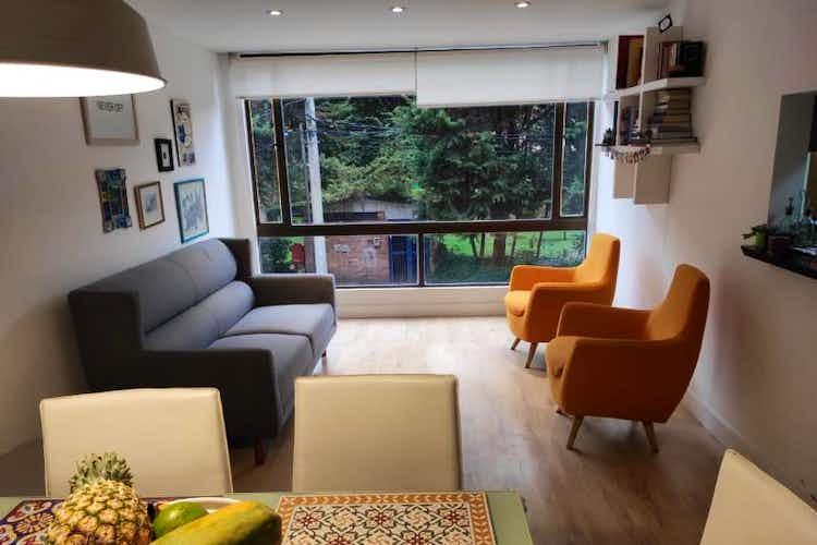 Portada Apartamento en venta en Bogota Santa Ana Occidental-Usaquén 3 Habitaciones