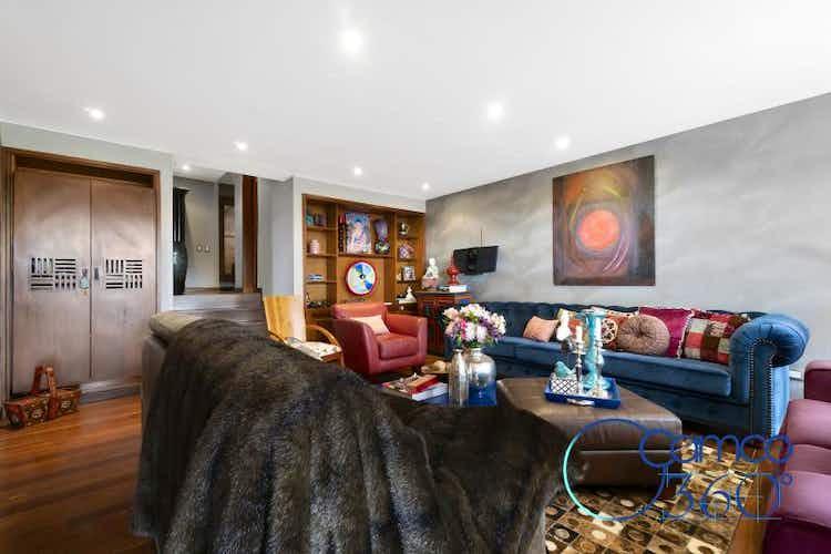 Portada Casa en venta en Bogota Bosque De Pinos-Usaquén 4 Habitaciones