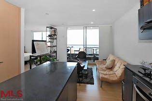 Apartamento en venta en Los Balsos, 52m² con Bbq...