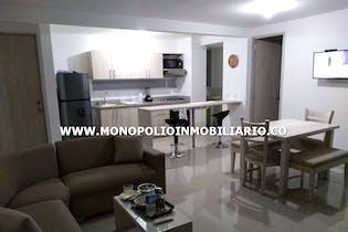 Apartamento en venta en Casco Urbano San Jerónimo de 2 hab. con Zonas húmedas...