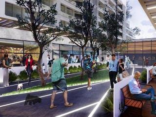 Residencial Altair, desarrollo inmobiliario en Del Gas, Ciudad de México