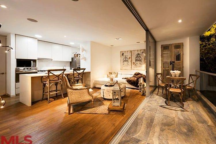 Portada Apartamento en venta en El Tesoro, 76mt con balcon