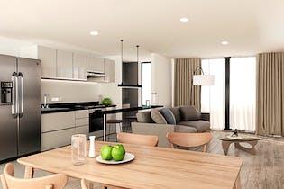 Vivienda nueva, Balcones de Palo Alto, Apartamentos en venta en Prado Pinzón con 71m²