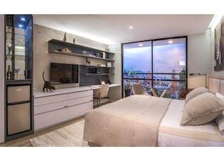 Apartamento en venta en San Martín, 26m² con Bbq...