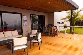 Casa en venta en Puente Pelaez con Bbq...