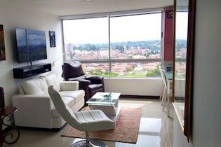 Apartamento en venta en San Antonio De Pereira de 55m²