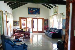 Finca en venta en Rionegro de 3 habitaciones