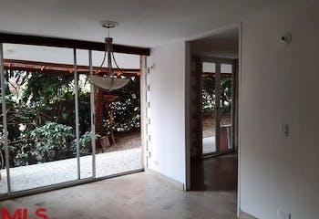 Apartamento en La Abadía, Envigado, 3 Habitaciones- 61,06m2.