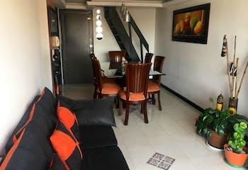Apartamento en venta en San Antonio Norte 62m² con Bbq...