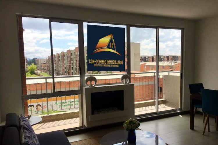 Portada Apartamento en venta en Mosquera de tres alcobas