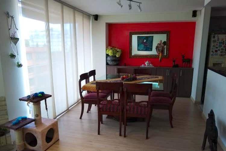 Portada Apartamento en venta en Chicó Navarra, 129mt dos balcones.