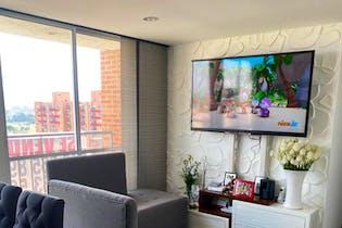 Apartamento en venta en Hayuelos, de 66,02mtrs2 con balcón