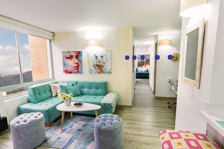 Portada Apartamento en venta en Boyacá Real, de 88,32mtrs2