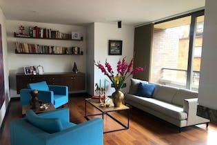 Apartamento en venta en El Refugio, de 155,7mtrs2 con balcón y terraza